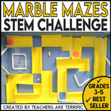 STEM Engineering Challenge: Build a Marble Maze!