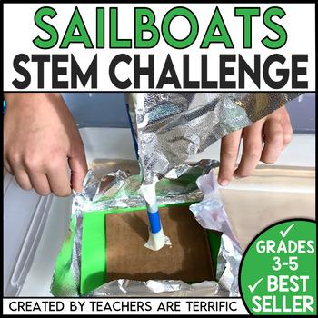 STEM Activity Challenge: Design a Sail Boat