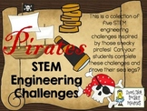 STEM Engineering Challenge Pack ~ ARGH! Pirate Challenges
