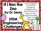 STEM Engineering Challenge Picture Book Pack ~ If I Ran th
