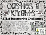 STEM Engineering Challenges Pack ~ Castles & Knights ~ Set