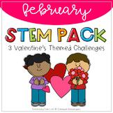 STEM February Valentine Theme Pack FREE