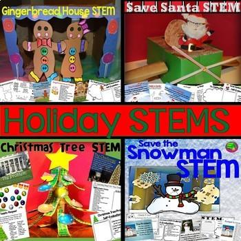 STEM - Holiday Bundle