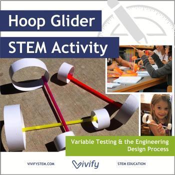 STEM Hoop Glider Activity