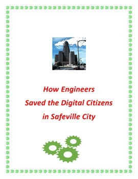 STEM: How engineers saved the digital citizens in the Safe