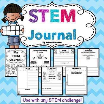 STEM Journal - For any STEM Challenge