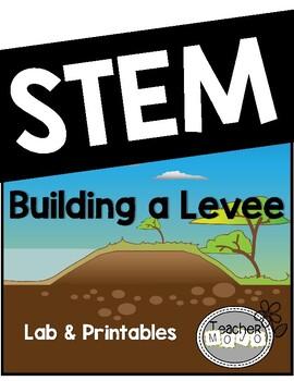 STEM Lab: Building a Levee (Printables)