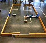 STEM Lego Robotics Maze Challenge