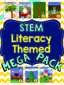 STEM Literacy Themed MEGA PACK CCSS/NGSS
