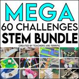 STEM Activities Mega Bundle 57 STEM Challenges!