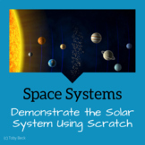 STEM/NGSS/Science: Scratch + Design Cycle + Space Systems