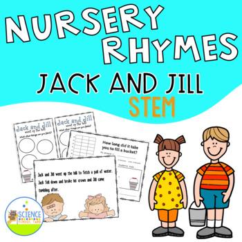 STEM Nursery Rhyme Time: Jack and Jill