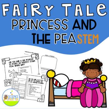 STEM Princess And The Pea Fairy Tale Fun