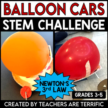 STEM Activity Challenge: Balloon Cars