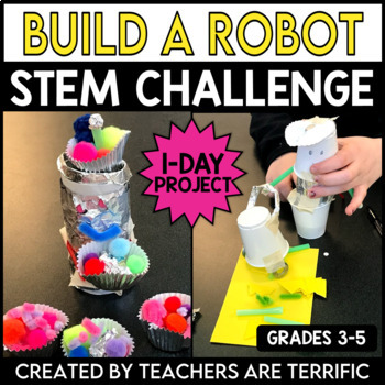 STEM Quick Challenge Robot Man