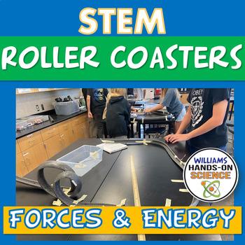 STEM Roller Coaster Lab