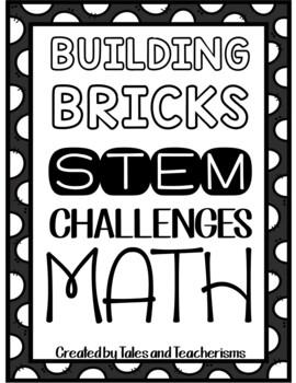 STEM/STEAM Lego Math Challenges