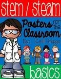 STEM / STEAM Posters