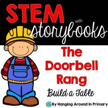 STEM Activities with Picture Books - The Doorbell Rang