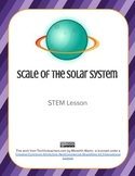STEM - Scale of the Solar System Activity