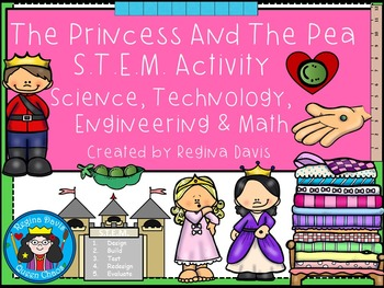 STEM Science, Technology, Engineering & Math Fairy Tales: