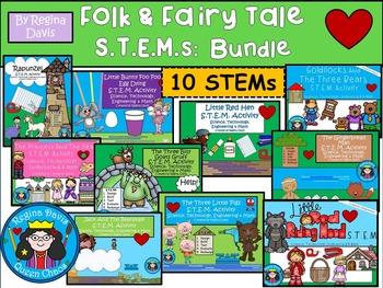 STEM Science, Technology, Engineering & Math: Fairy Tale &