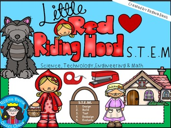 STEM Science, Technology, Engineering & Math: Little Red R