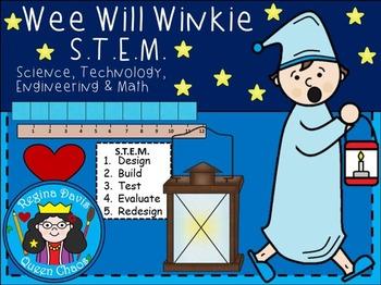 STEM Science, Technology, Engineering & Math: Nursery Rhym
