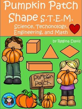 STEM Science, Technology, Engineering & Math: Pumpkin Patc