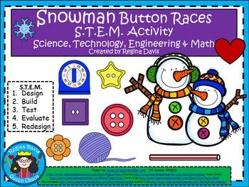 STEM Science, Technology, Engineering & Math: Snowman Butt