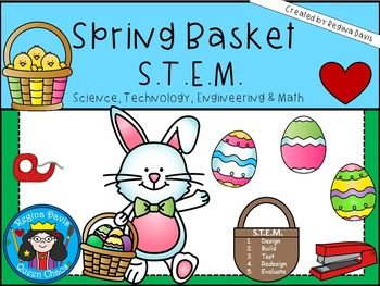 STEM Science, Technology, Engineering & Math: Spring or Ea