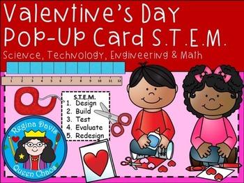 STEM Science, Technology, Engineering & Math: Valentine Po