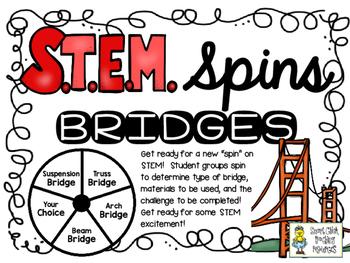 """Bridges STEM Spins - A New """"Spin"""" on STEM"""