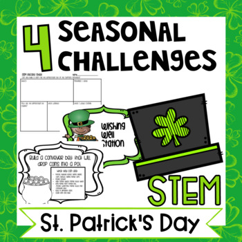 STEM St. Patrick's Day/ March Stations