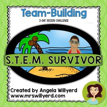 STEM Survivor 2-Day Design Challenge PowerPoint Lesson