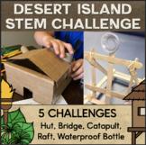 STEM Activities Pack: The Great Desert Island Challenge