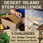 STEM Activities Pack: The Great Desert Island STEM Challenge