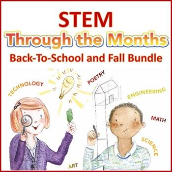 STEM Bundle – Back to School, Sept, Oct & Nov