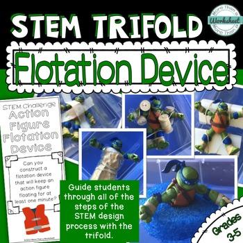 STEM Trifold: Flotation Device