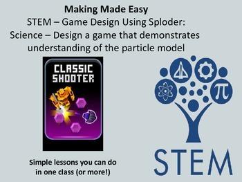 STEM Video Game Design with Sploder: Use Engineering Desig