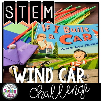 Project Based Learning: Creating a STEM Wind Car