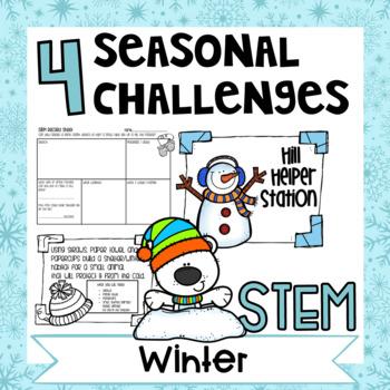 STEM Winter Stations 2