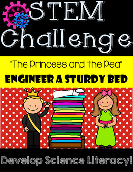 STEM Design a Sturdy Bed