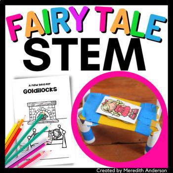 STEM activity - Goldilocks engineering design challenge