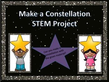 STEM constellation challenge
