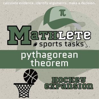 STEM-ersion -- Distance Formula & Radicals -- Sports Commissioner