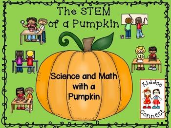 STEM of a Pumpkin - Science and Math with a Pumpkin