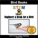 STEM A BIRD BEAK!