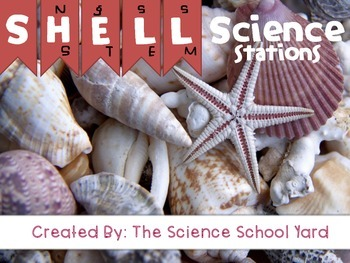 STEM/NGSS SHELL STATIONS