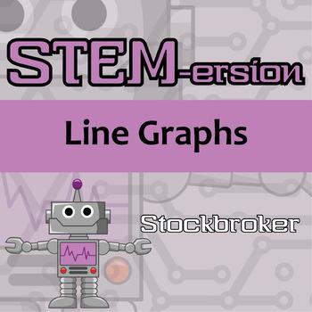 STEMersion -- Line Graph -- Stockbroker